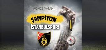 ŞAMPİYON İSTANBULSPOR